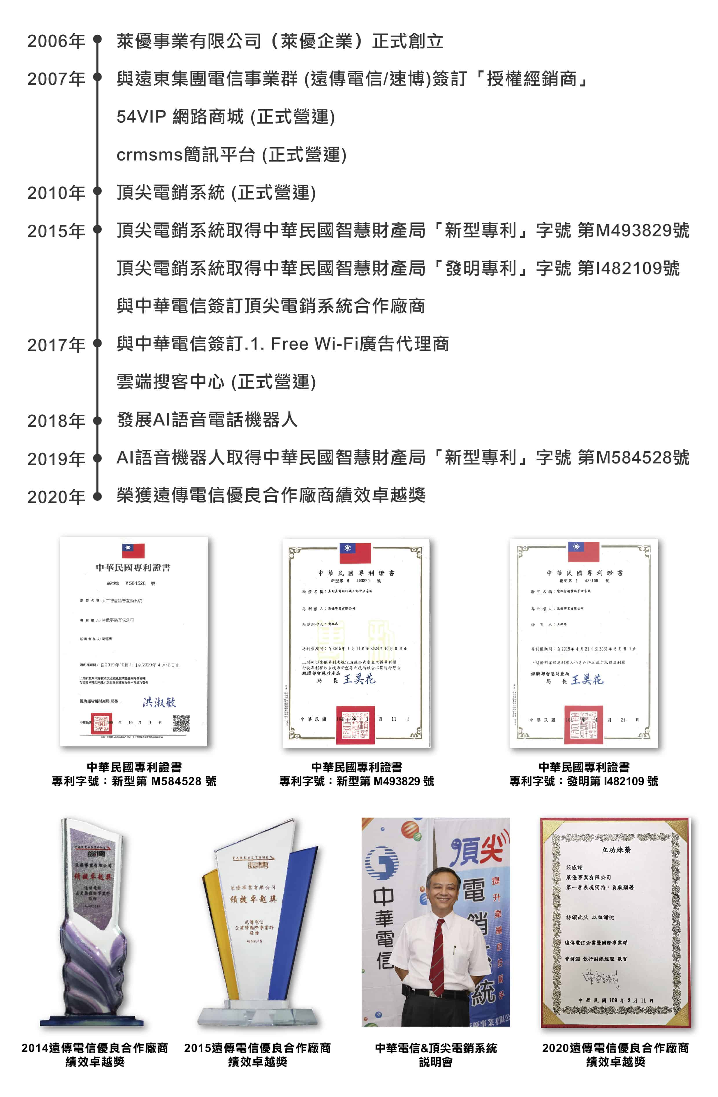 遠傳與中華電信為合作夥伴